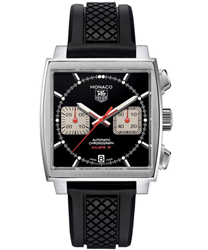 Tag Heuer Monaco Men's Watch Model: CAW2114.FT6021