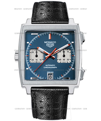 Tag Heuer Monaco Men's Watch Model CAW211A.EB0025