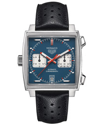 Tag Heuer Monaco Men's Watch Model CAW211P.FC6356