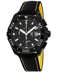Tag Heuer Aquaracer Men's Watch Model CAY218A.FC6361