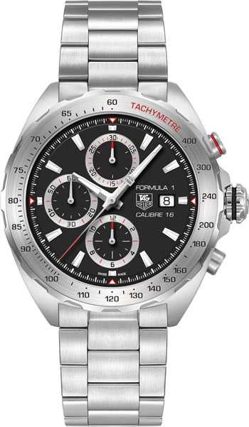 Tag Heuer Formula 1 Men's Watch Model CAZ2010.BA0876