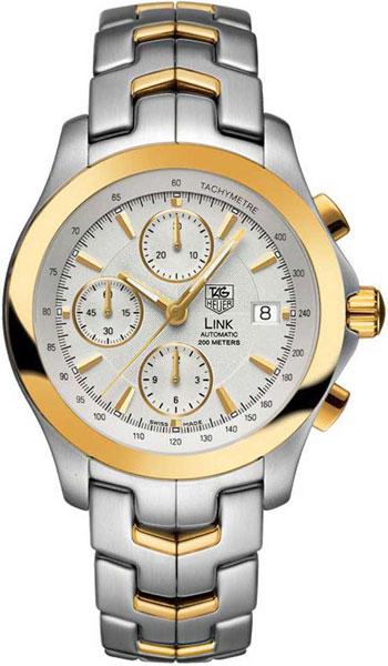 4da189dbf50 Tag Heuer Link Automatic Chronograph Men s Watch Model  CJF2150.BB0595