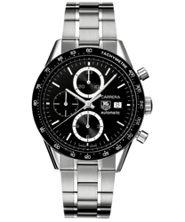 Tag Heuer Carrera Mens Wristwatch Model: CV2010.BA0794
