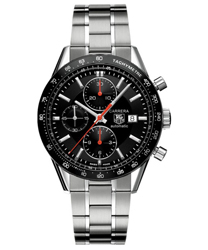 Tag Heuer Carrera Mens Wristwatch Model: CV2014.BA0794