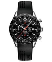 Tag Heuer Carrera Mens Wristwatch Model: CV2014.FT6014