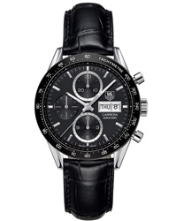 Tag Heuer Carrera Men's Watch Model CV201AG.FC6266