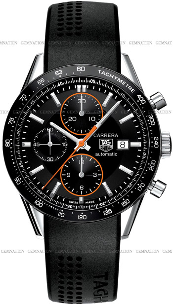 TAG Heuer has performed a