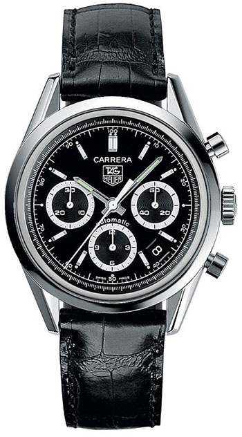 tag heuer carrera automatic chronograph men s watch model cv2113 tag heuer carrera automatic chronograph men s watch