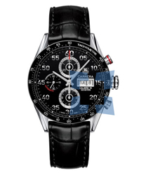 Tag Heuer Carrera Mens Wristwatch Model: CV2A10.FC6235