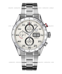 Tag Heuer Carrera Mens Wristwatch Model: CV2A11.BA0796