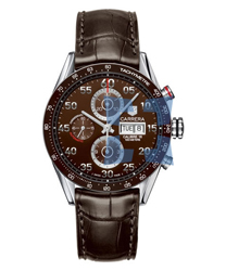 Tag Heuer Carrera Mens Wristwatch Model: CV2A12.FC6236
