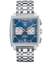 Tag Heuer Monaco Mens Wristwatch