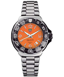 Tag Heuer Formula 1 Men's Watch Model WAC1213.BA0851