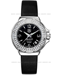 Tag Heuer Formula 1 Ladies Watch Model WAC1214.FC6218