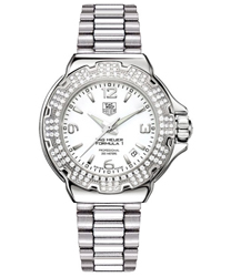 Tag Heuer Formula 1 Ladies Watch Model WAC1215.BA0852