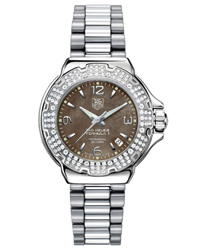Tag Heuer Formula 1 Ladies Watch Model WAC1217.BA0852