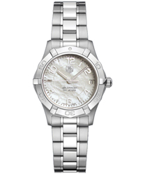Tag Heuer Aquaracer Ladies Watch Model WAF1311.BA0817