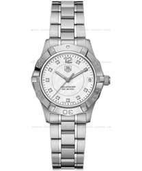 Tag Heuer Aquaracer Ladies Watch Model WAF1312.BA0817