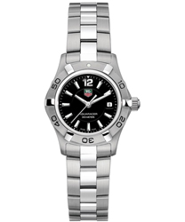 Tag Heuer Aquaracer Ladies Wristwatch Model: WAF1410.BA0823