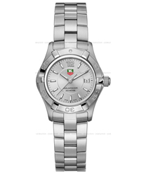 Tag Heuer Aquaracer Ladies Wristwatch Model: WAF1412.BA0823