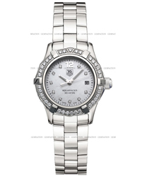 Tag Heuer Aquaracer Ladies Watch Model WAF1416.BA0824