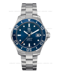 Tag Heuer Aquaracer   Model: WAN2111.BA0822