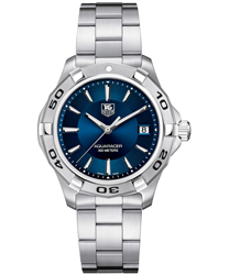 Tag Heuer Aquaracer Mens Wristwatch Model: WAP1112.BA0831