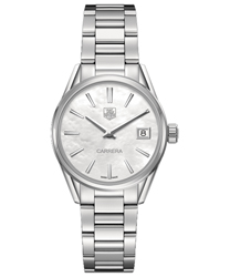 Tag Heuer Carrera Ladies Watch Model WAR1311.BA0773