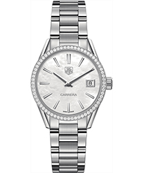 Tag Heuer Carrera Ladies Watch Model WAR1315.BA0778