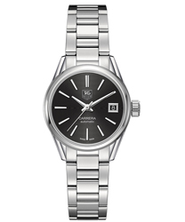 Tag Heuer Carrera Ladies Watch Model WAR2410.BA0770