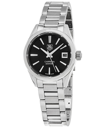 Tag Heuer Carrera Ladies Watch Model WAR2410.BA0776