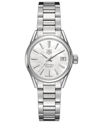 Tag Heuer Carrera Ladies Watch Model WAR2411.BA0770