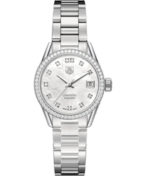 Tag Heuer Carrera Ladies Watch Model WAR2415.BA0770