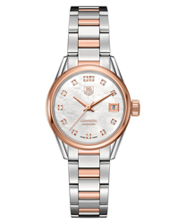 Tag Heuer Carrera Ladies Watch Model WAR2452.BD0772