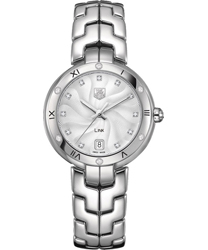 Tag Heuer Link Ladies Watch Model WAT1312.BA0956
