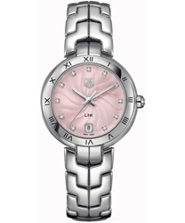 Tag Heuer Link Ladies Watch Model WAT1313.BA0956