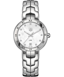 Tag Heuer Link   Model: WAT1315.BA0956