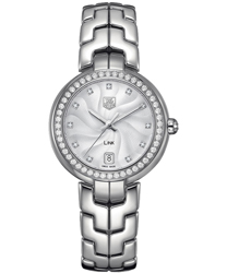 Tag Heuer Link Ladies Watch Model WAT1316.BA0956