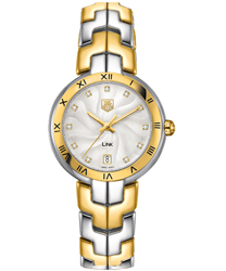 Tag Heuer Link Ladies Watch Model WAT1352.BB0962