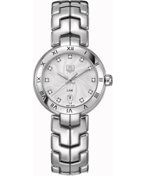 Tag Heuer Link Ladies Watch Model WAT1411.BA0954