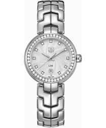 Tag Heuer Link Ladies Watch Model WAT1414.BA0954