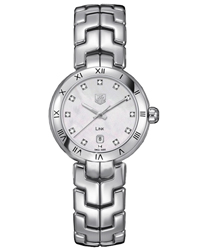 Tag Heuer Link Ladies Watch Model WAT1417.BA0954