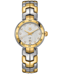 Tag Heuer Link Ladies Watch Model WAT1450.BB0955