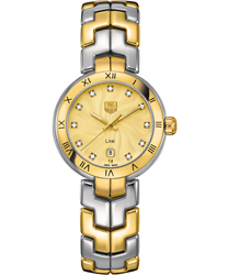 Tag Heuer Link Ladies Watch Model WAT1451.BB0955