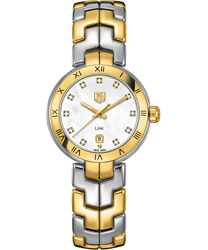 Tag Heuer Link Ladies Watch Model WAT1453.BB0955