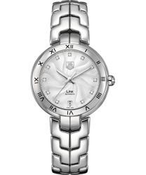 Tag Heuer Link Ladies Watch Model WAT2311.BA0956