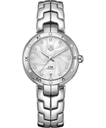 Tag Heuer Link Ladies Watch Model WAT2312.BA0956