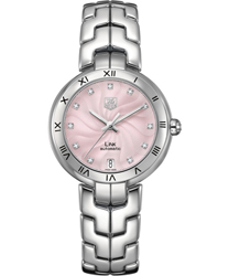 Tag Heuer Link Ladies Watch Model WAT2313.BA0956