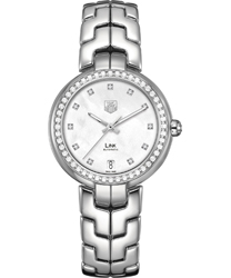 Tag Heuer Link Ladies Watch Model WAT2314.BA0956