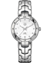 Tag Heuer Link Ladies Watch Model WAT2315.BA0956